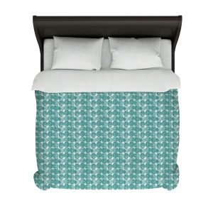 Hotte-Couture_Housse-Couette_Spots_Turquoise